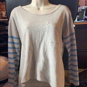Vintage Havana Crew Neck Lightweight Sweatshirt